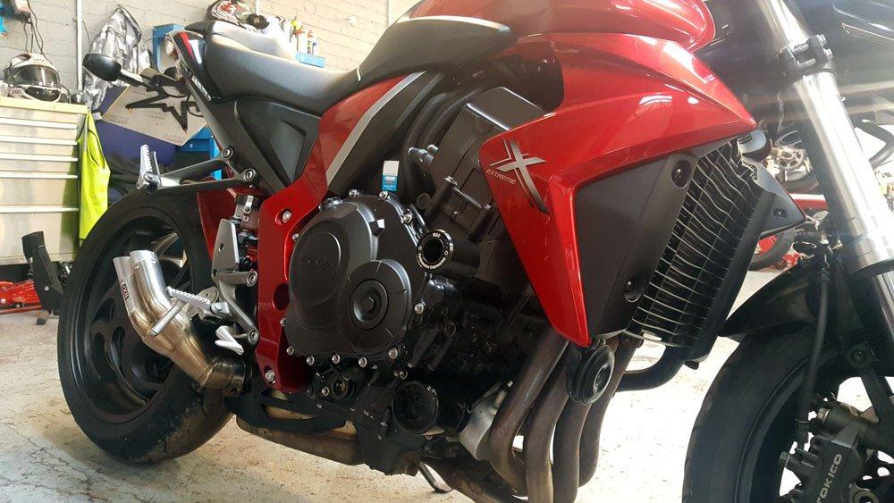 Honda CB1000 CB1000R 2008