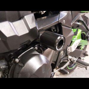 Motorcycle Crash Protector Bobbins - MGS Performance Engineering