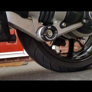 Motorcycle Crash Swing Arm Bobbins - MGS Performance Engineering