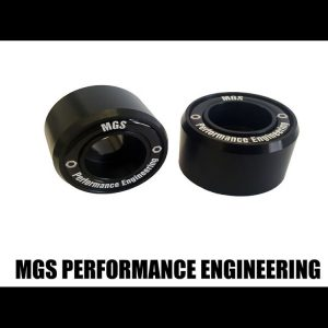Motorcycle Crash Fork Protector Bobbins - MGS Performance Engineering