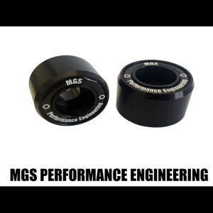 Motorcycle Crash Frame Protector Bobbins - MGS Performance Engineering