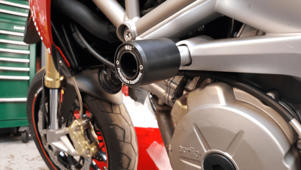MGS Performance Engineering - Motorcycle Crash Frame Protectors