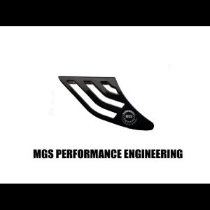 MGS Performance Engineering - Motorcycle Lower Chain Guard