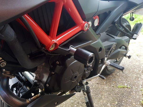MGS Performance Engineering - Motorcycle Crash Frame Protectors